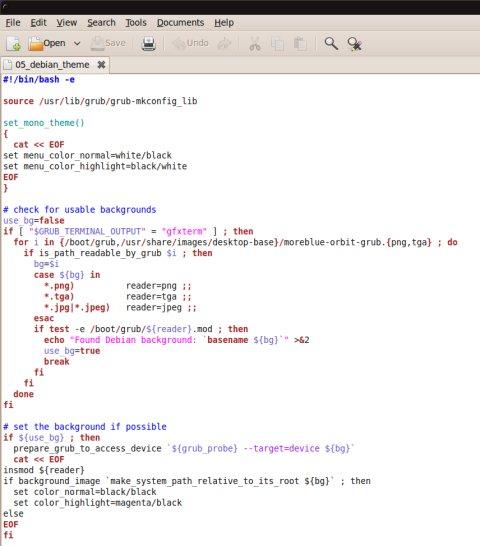 Konfigurieren von grub2 zum Ausführen von Windows. GRUB ...